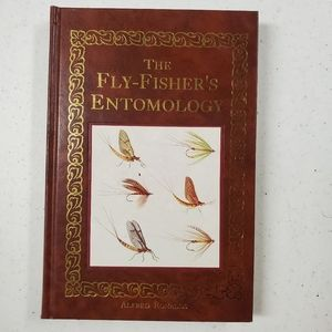 The Fly Fisher's Entomology Alfred Ronalds